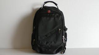 Обзор популярного рюкзака SWISSGEAR