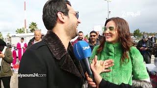 Murat Yıldırım & Imane Elbani || Fas - Morocco
