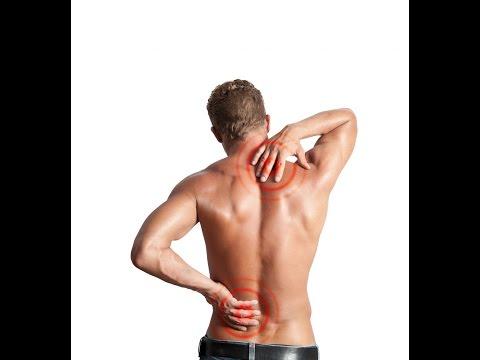 Упражнения от шейного остеохондроза и головной боли