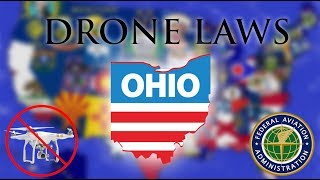 Where Can I Fly in Ohio? - Every Drone Law 2019 - Cleveland and Columbus (Episode 35)