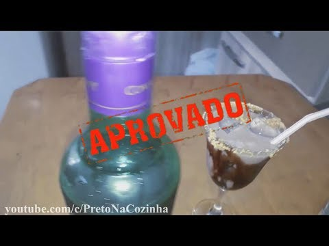 Batida de catuaba com amendoim - Melhor fortificante caseiro | Preto Na Cozinha|#4