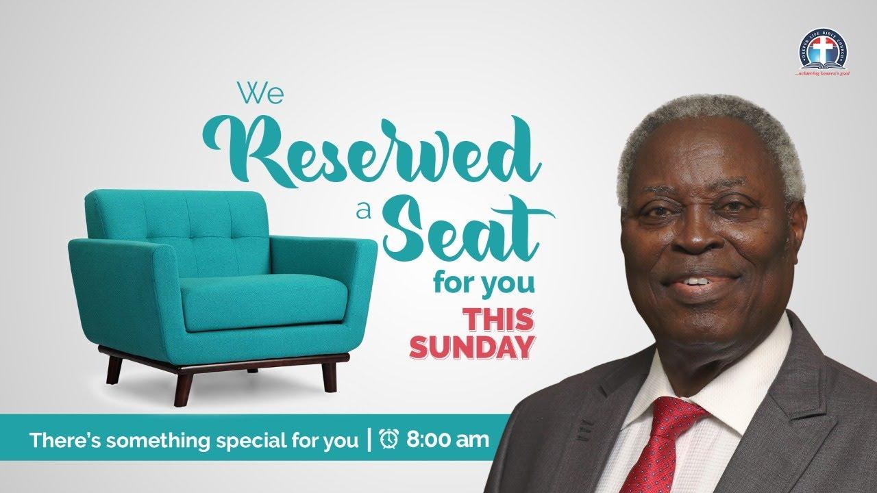 Deeper Life Sunday Live Service 6th September 2020