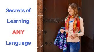 Secrets of Learning Languages with Lydia Machova, Polyglot
