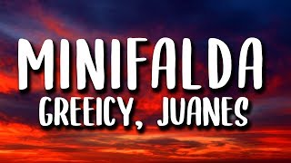 Greeicy   Minifalda (LetraLyrics) Ft. Juanes