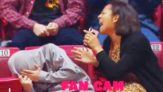 10-Year-Old Embarrassed by Mom at Basketball Game: 'She Does Crazy Stuff'