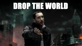 Drop the world Eminem's verse with lyrics