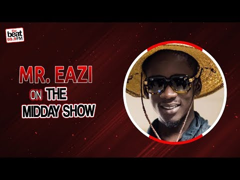 Mr Eazi On The Music Business On The Midday Show!