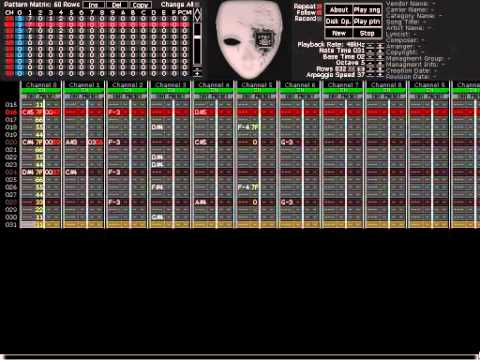Delek - Zeuzerian (FM Chipmusic @DefleMask Tracker)