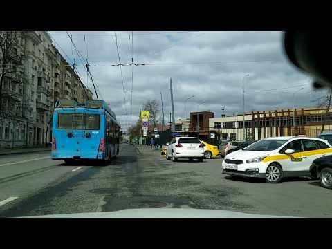 Шкода Октавия А7!!!  Яндекс Такси. 30-е апреля четверг.  Что с работой в Москве?