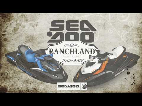 2020 Sea-Doo Fish Pro iBR + Sound System in Saucier, Mississippi - Video 1