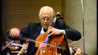 Boccherini Cello Concerto in D major, G. 479 - I. Allegro, Cello: Rostropovich