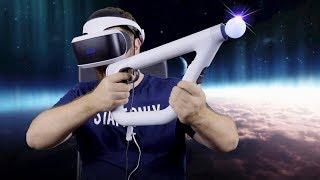 Лучшая VR игра от Sony