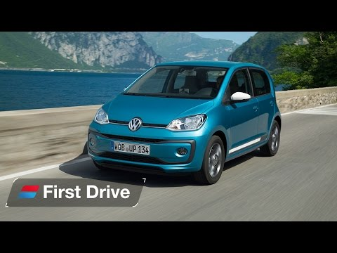 2016 Volkswagen Up first drive review