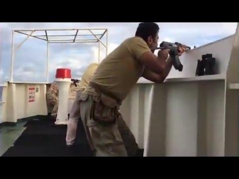Türk gemisine korsan saldırısından nefes kesen çatışma anları! mp3 yukle - mp3.DINAMIK.az