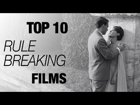 Top 10 Favorite Rule Breaking Films