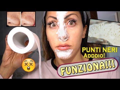 Maschere da gelatina per la persona di pelle secca