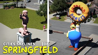 Big Expansion! | Cities Skylines: Springfield 06