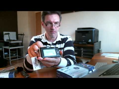 Olympus PEN mini E-PM2 - Systemkamera - Unboxing