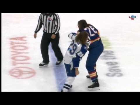 Zack Stortini vs Eric Neilson