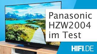 Panasonic HZW2004 Test: Kann er wirklich Maßstäbe setzen?