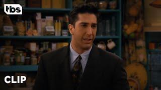Friends: Ross Is Jealous Of Rachels New Coworker (Season 3 Clip)   TBS