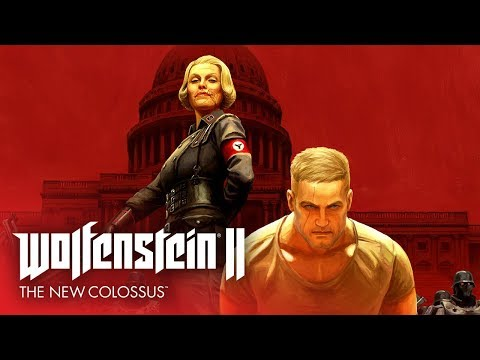 TOGETHER WE STAND! - Wolfenstein II: The New Colossus