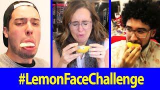 We Try To Make The #LemonFaceChallenge Viral