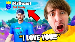 I Pretended To Be MrBeast.. (ends bad)