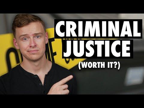 Criminal Justice Degree: Worth It?