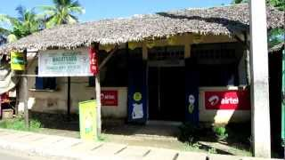 preview picture of video 'Driving to the Pharmacy in Hell-Ville on Nosy Be Island, Madagascar'