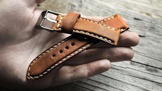 This $300 Watch Strap Is Made From Scraps