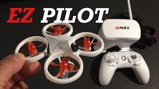 Emax EZ Pilot Beginner Indoor FPV Racing Drone EZ to Fly