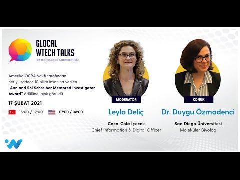 Glocal Wtech Talks | Dr. Duygu Özmadenci