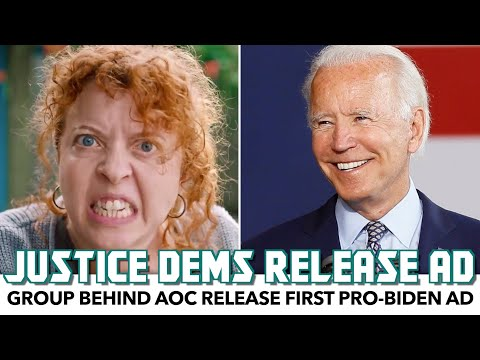 Justice Dems Release First Pro-Biden Ad