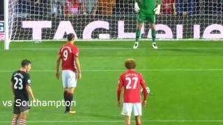 Златан Ибрагимович   Все Голы 18 за Манчестер Юнайтед   HD