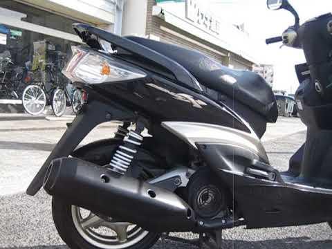 シグナスX SR/ヤマハ 125cc 徳島県 Bike & Cycle Fujioka