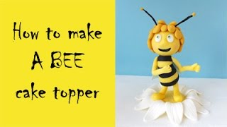Fimo Biene Maja Polymer Honeycomb Resin Tutorial Hdde En
