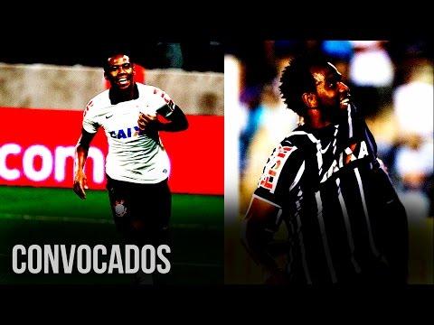 #Convocados - Gil e Elias agradecem apoio