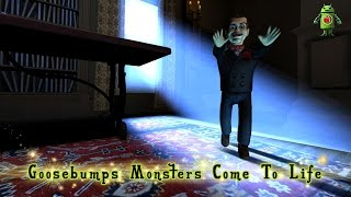 Goosebumps Night of Scares (iOS/Android) Gameplay HD