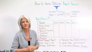 How to Write Effective Project Reports