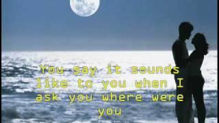 Whatever I Say Means I Love You (w/ Lyrics)