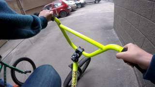 GoPro BMX STREET RIDING #1