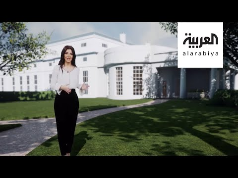العرب اليوم - شاهد: مذيعة العربية في جولة عبر قطار