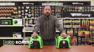 Forney® 52760 & 52765 Jump Start Overview