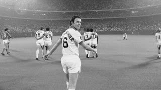 Franz Beckenbauer ● The Giant Defender ►A Time When Football Was Amazing◄