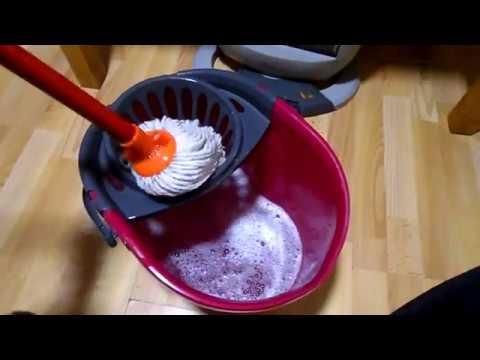 Trucos caseros: Como limpiar la fregona.