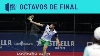 Resumen Octavos De Final Logroño Open 2019 (primer Turno) | World Padel Tour