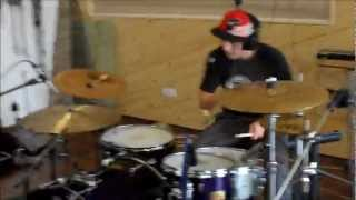 Video HOT PANTS studio 2013 - recording Village Party & Tohle není noč