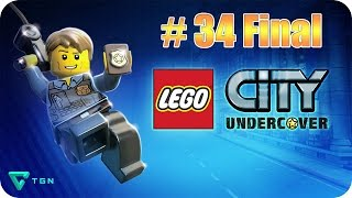 preview picture of video 'LEGO City Undercover - Capitulo 34 Final - Español (WiiU) 1080p HD'