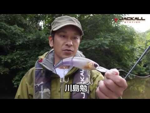 "2015 NEW PRODUCT ""PONYTAIL"" / ポニーテール実釣解説"